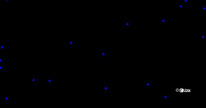 Parcela st. 746/3 v k.ú. Čistá u Horek, Katastrální mapa