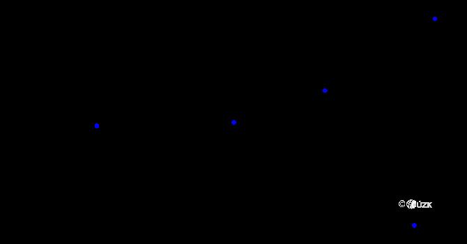 Parcela st. 377/1 v k.ú. Kyjov u Krásné Lípy, Katastrální mapa