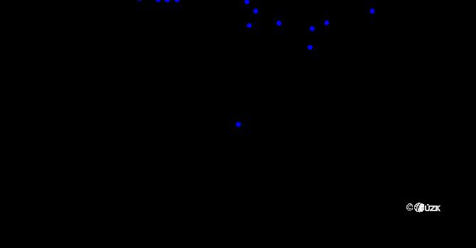 Parcela st. 218/1 v k.ú. Zlatá u Kynšperka nad Ohří, Katastrální mapa