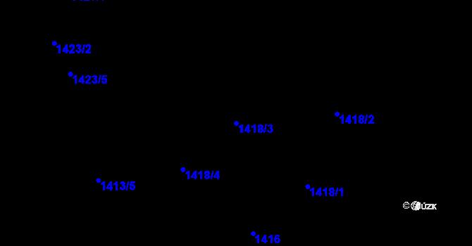 6b1827537 Parcela st. 1418 3 v k.ú. Záblatí u Bohumína