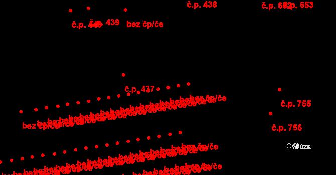 Pardubice 47841001 na parcele st. 921 v KÚ Svítkov, Katastrální mapa