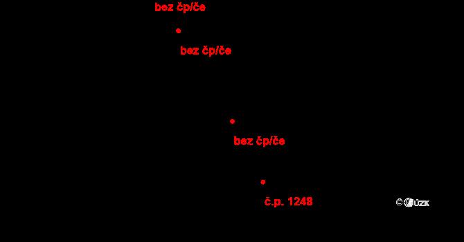 Hradec Králové 46522018 na parcele st. 393/6 v KÚ Hradec Králové, Katastrální mapa