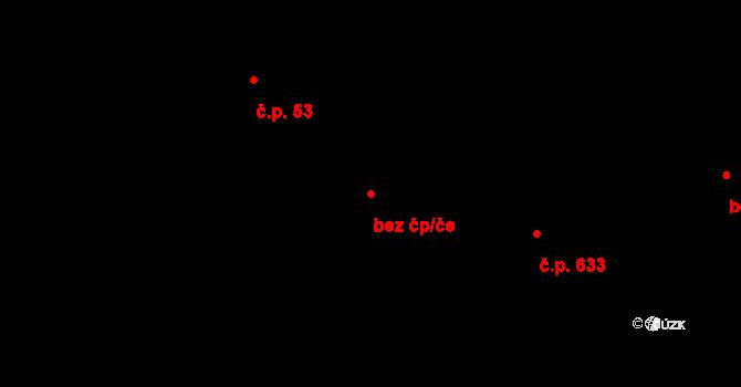 Slavonice 41947029 na parcele st. 1025 v KÚ Slavonice, Katastrální mapa