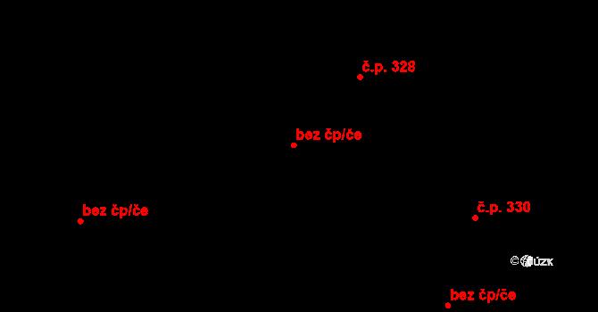 Hradec nad Svitavou 49075039 na parcele st. 491 v KÚ Hradec nad Svitavou, Katastrální mapa