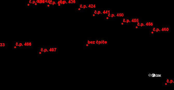 Nivnice 49045059 na parcele st. 2513 v KÚ Nivnice, Katastrální mapa