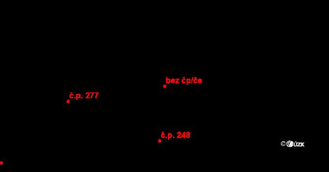 Nový Knín 44473061 na parcele st. 461 v KÚ Nový Knín, Katastrální mapa