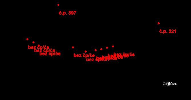Olomouc 40875075 na parcele st. 566/2 v KÚ Hodolany, Katastrální mapa