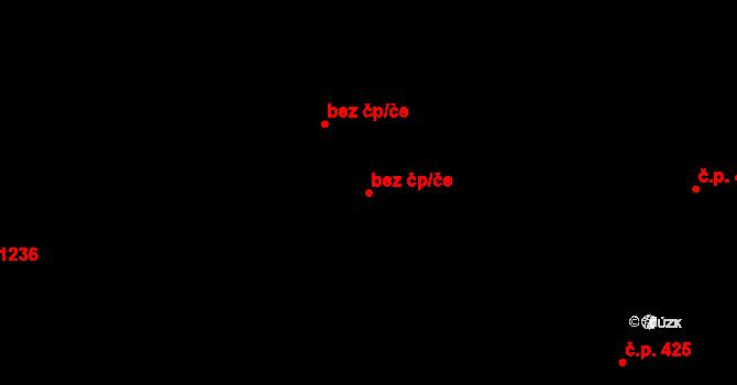 Hradec Králové 46522077 na parcele st. 1443 v KÚ Slezské Předměstí, Katastrální mapa