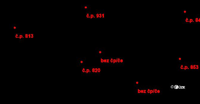 Řevnice 39603091 na parcele st. 723 v KÚ Řevnice, Katastrální mapa