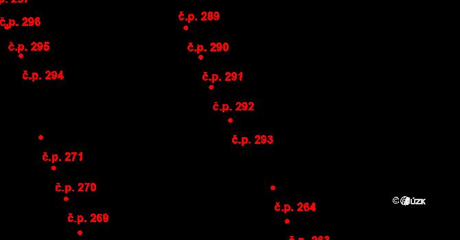 Žďár nad Sázavou 2 293, Žďár nad Sázavou na parcele st. 570/198 v KÚ Zámek Žďár, Katastrální mapa