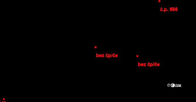 Brno 96049103 na parcele st. 1190/4 v KÚ Bohunice, Katastrální mapa