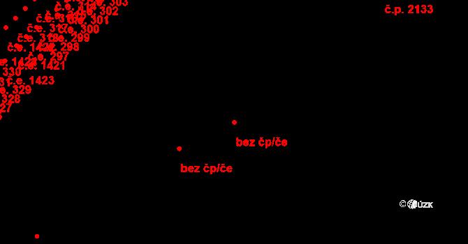 Znojmo 40983111 na parcele st. 3640/92 v KÚ Znojmo-město, Katastrální mapa