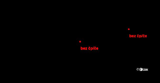 Jihlava 41850114 na parcele st. 501 v KÚ Staré Hory, Katastrální mapa