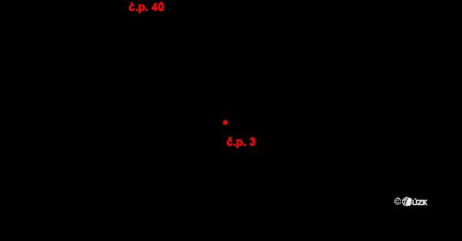 Liberec XVIII-Karlinky 3, Liberec na parcele st. 196 v KÚ Karlinky, Katastrální mapa