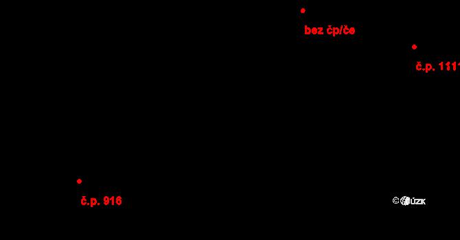 Ruzyně 14, Praha, Katastrální mapa