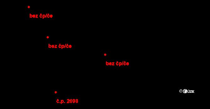Plzeň 41459130 na parcele st. 5586/31 v KÚ Plzeň 4, Katastrální mapa