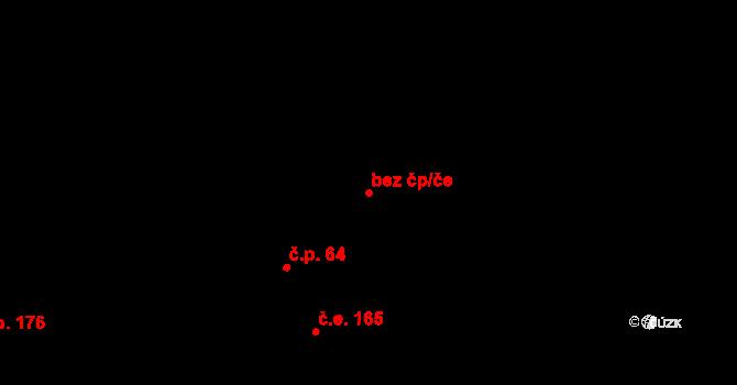 Lučany nad Nisou 45681139 na parcele st. 166/3 v KÚ Lučany nad Nisou, Katastrální mapa