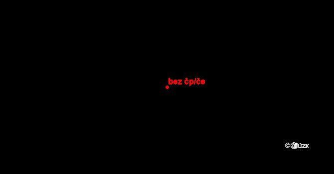 Aš 41895151 na parcele st. 122 v KÚ Doubrava u Aše, Katastrální mapa