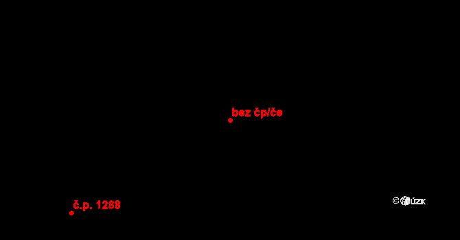 Hradec Králové 46394184 na parcele st. 1344 v KÚ Hradec Králové, Katastrální mapa
