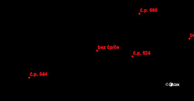 Lučany nad Nisou 44198213 na parcele st. 813 v KÚ Lučany nad Nisou, Katastrální mapa
