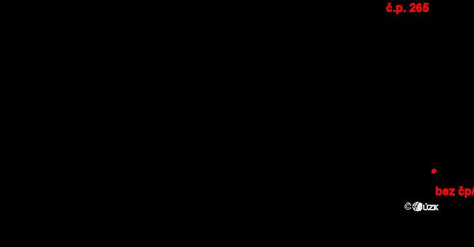 Karlín 20, Praha na parcele st. 97/4 v KÚ Karlín, Katastrální mapa