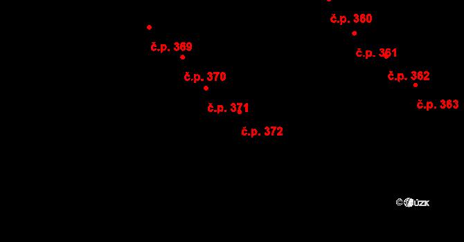 Staré Hory 372, Jihlava, Katastrální mapa