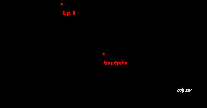 Pernarec 45769249 na parcele st. 5/2 v KÚ Březí u Pernarce, Katastrální mapa
