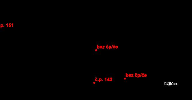 Nová Ves u Nového Města na Moravě 47445254 na parcele st. 372 v KÚ Nová Ves u Nového Města na Moravě, Katastrální mapa