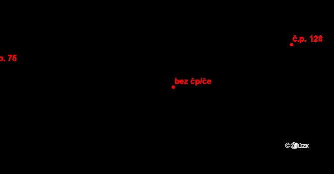 Osečná 40846261 na parcele st. 202 v KÚ Lázně Kundratice, Katastrální mapa