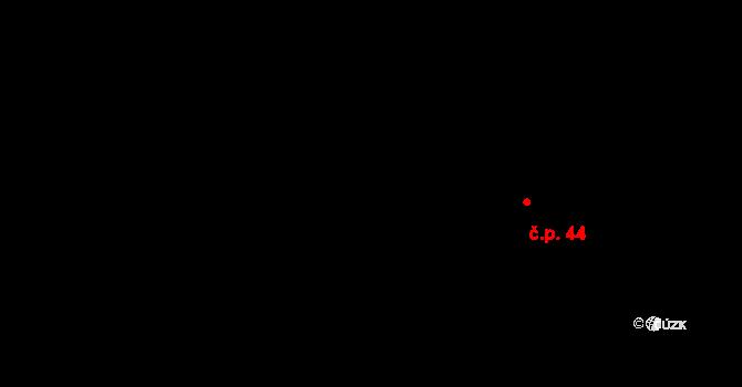 Zboží 15, Dvůr Králové nad Labem na parcele st. 83 v KÚ Zboží u Dvora Králové, Katastrální mapa