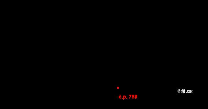 Holešovice 1596, Praha na parcele st. 2356/73 v KÚ Holešovice, Katastrální mapa