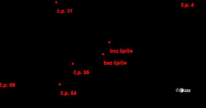 Malé Březno 42667291 na parcele st. 80/5 v KÚ Malé Březno, Katastrální mapa