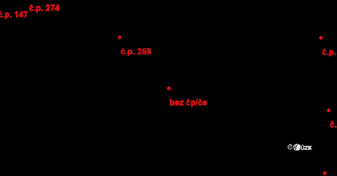 Zlín 47681292 na parcele st. 14 v KÚ Malenovice u Zlína, Katastrální mapa