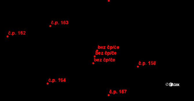 Studánka 41403304 na parcele st. 219 v KÚ Studánka u Tachova, Katastrální mapa