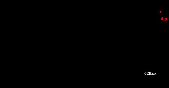 Stodůlky 2542,2543,2544,2545,, Praha na parcele st. 2342/334 v KÚ Stodůlky, Katastrální mapa