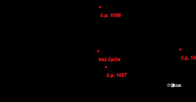 Nivnice 81958331 na parcele st. 1981/87 v KÚ Nivnice, Katastrální mapa