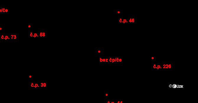Objekt 93914385, Katastrální mapa