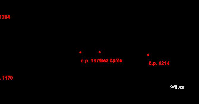Objekt 96051396, Katastrální mapa