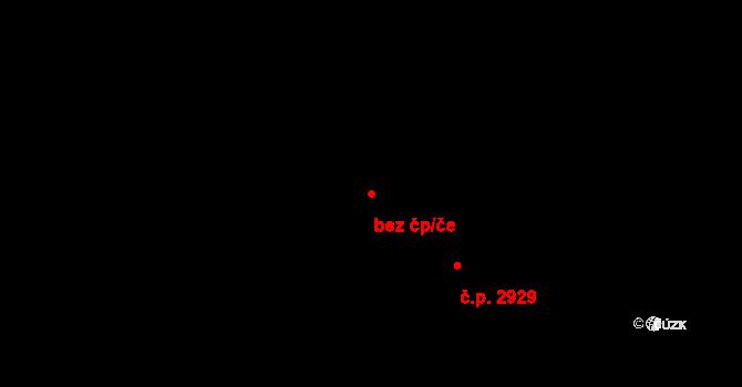 Plzeň 49657411 na parcele st. 10508/21 v KÚ Plzeň, Katastrální mapa