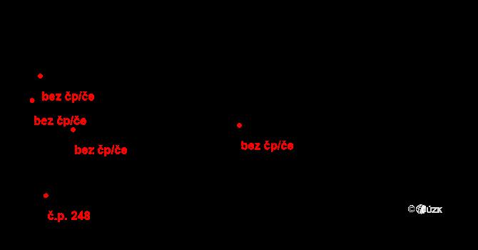 Pardubice 41396421 na parcele st. 10249 v KÚ Pardubice, Katastrální mapa
