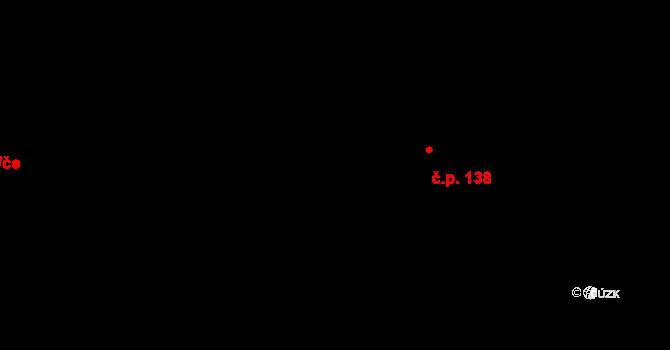 Nové Město 138, Praha na parcele st. 840 v KÚ Nové Město, Katastrální mapa