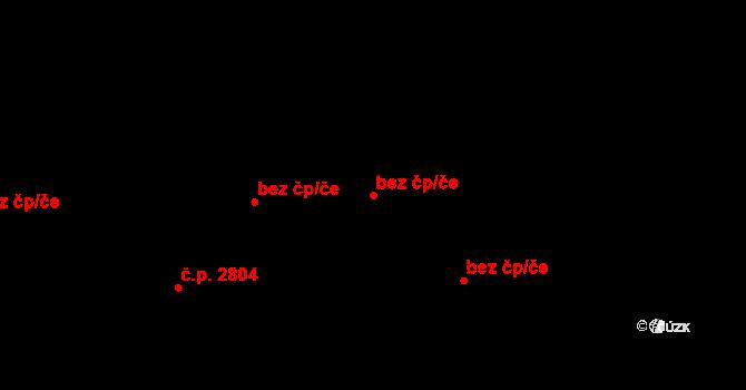 Brno 43120440 na parcele st. 3278/24 v KÚ Líšeň, Katastrální mapa