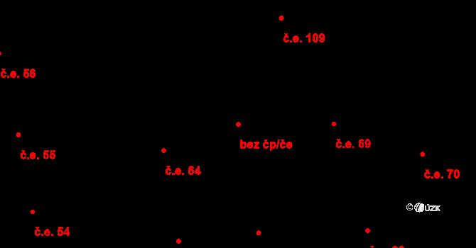 Zlín 41209443 na parcele st. 857 v KÚ Prštné, Katastrální mapa