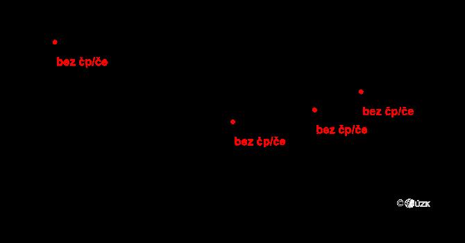 Jihlava 48060453 na parcele st. 489 v KÚ Staré Hory, Katastrální mapa