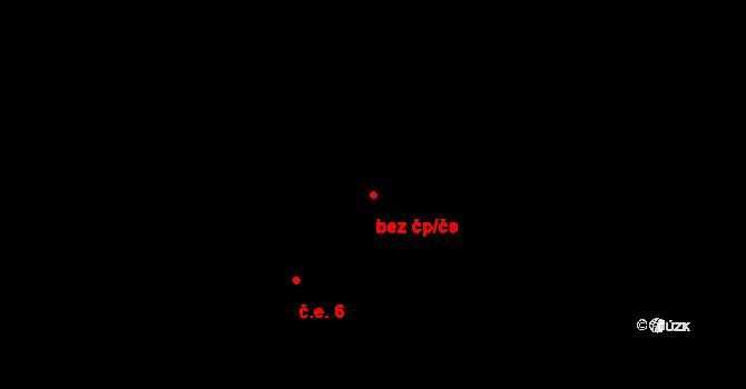 Rožďalovice 96048476 na parcele st. 251 v KÚ Hasina, Katastrální mapa