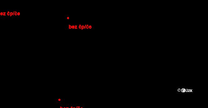 Měrovice nad Hanou 230 na parcele st. 709/4 v KÚ Měrovice nad Hanou, Katastrální mapa