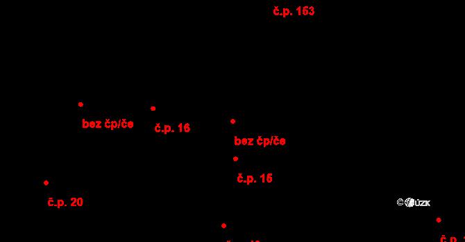 Závada 38125510 na parcele st. 19 v KÚ Závada u Hlučína, Katastrální mapa