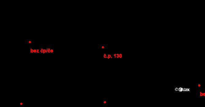 Dolní Měcholupy 130, Praha na parcele st. 702/21 v KÚ Dolní Měcholupy, Katastrální mapa
