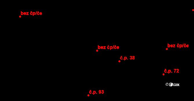 Děhylov 38067536 na parcele st. 69 v KÚ Děhylov, Katastrální mapa