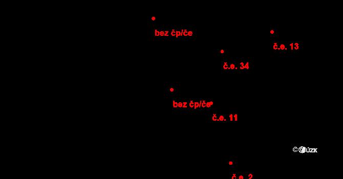 Staré Sedlo 25980548 na parcele st. 701/4 v KÚ Staré Sedlo u Sokolova, Katastrální mapa